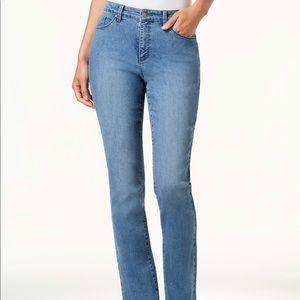 Charter Club Lexington Straight Leg Jeans